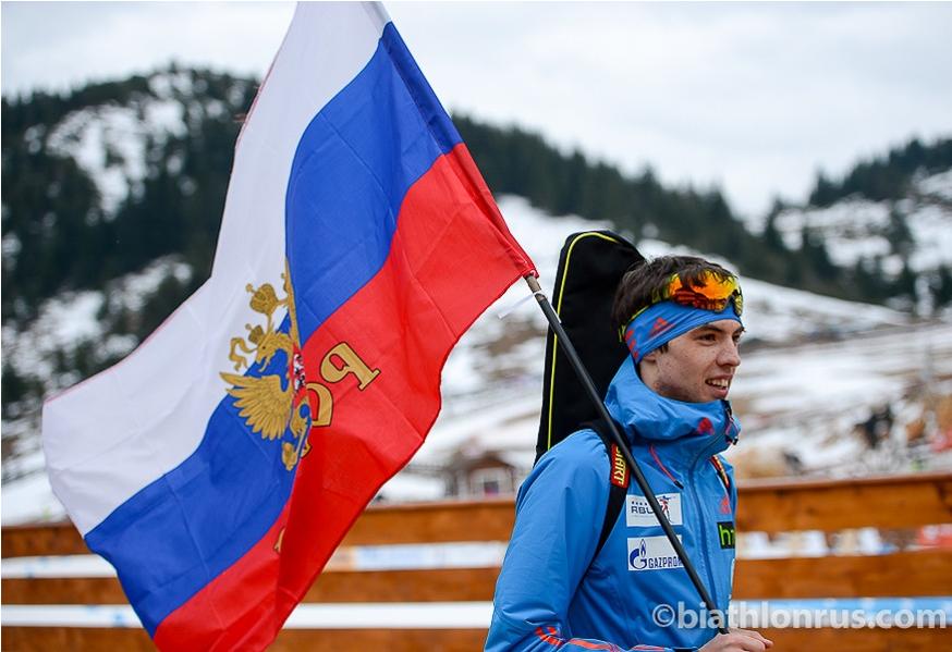 Русский биатлонист стал чемпионом Европы среди юниоров