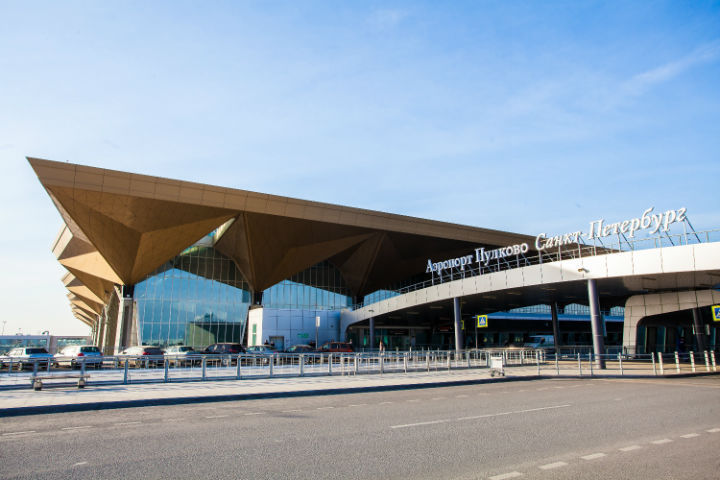 Взрывотехники проверяли посылку ваэропорту Пулково