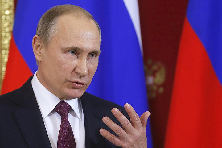 Путин поздравил газету LaStampa сюбилеем, попутно пожурив европейские СМИ