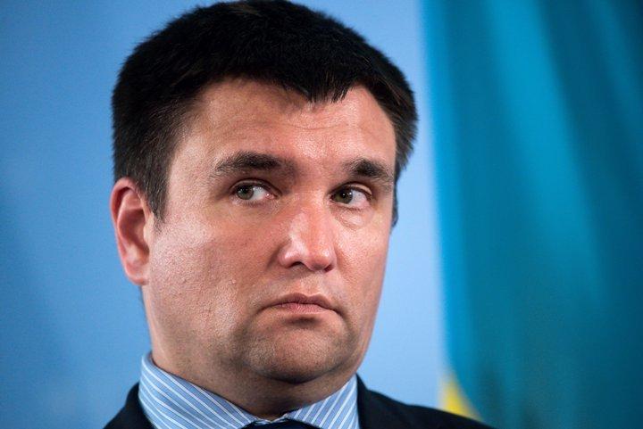 Выборы воФранции: Климкин желает увидеться сЛеПен