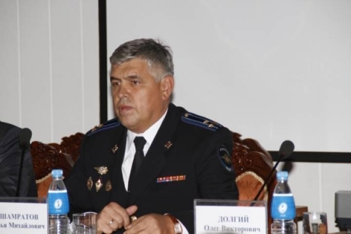 СКР подозревает начальника полицейского следствия Приморья взлоупотреблении полномочиями