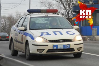Милиция ищет водителя, сбившего под Омском 2 человек