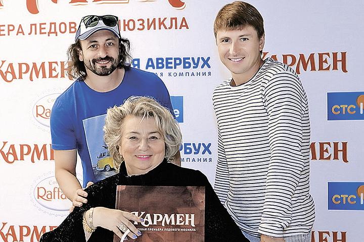 Татьяна Анатольевна Тарасова отметит юбилей вкругу друзей и воспитанников