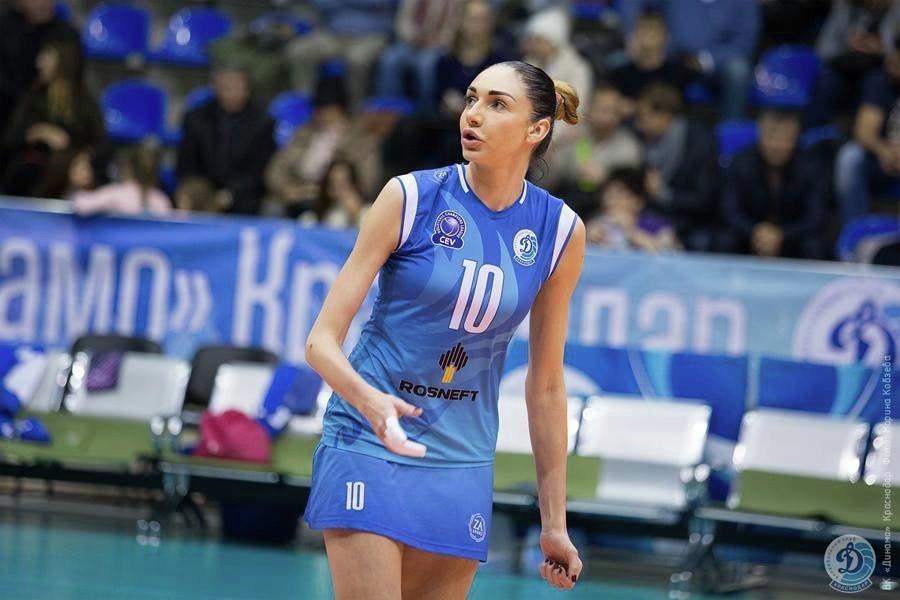 «Протон» уверенно победил краснодарское «Динамо» в17-м туре женскогоЧР
