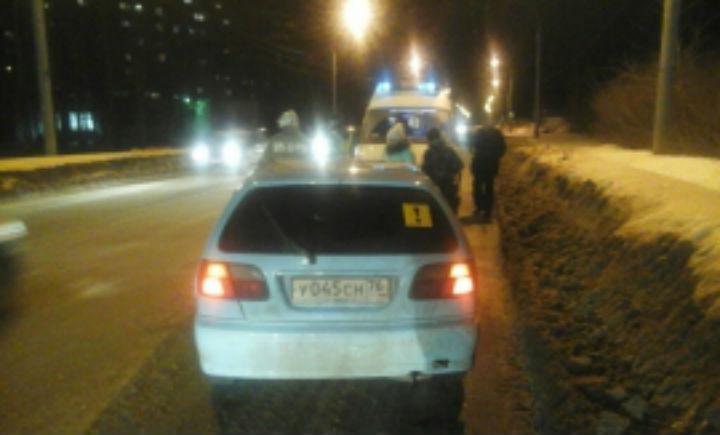 НаЧерепанова вгорода Рыбинске 13-летняя девочка угодила под колёса иномарки