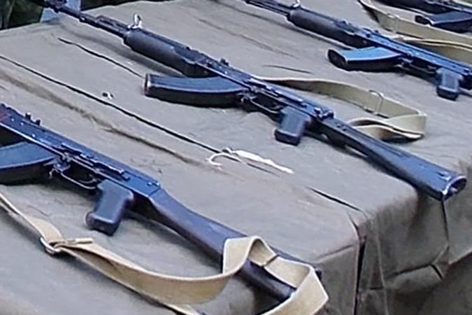 ВКрасноселькупском районе полицейские обнаружили самодельный пистолет