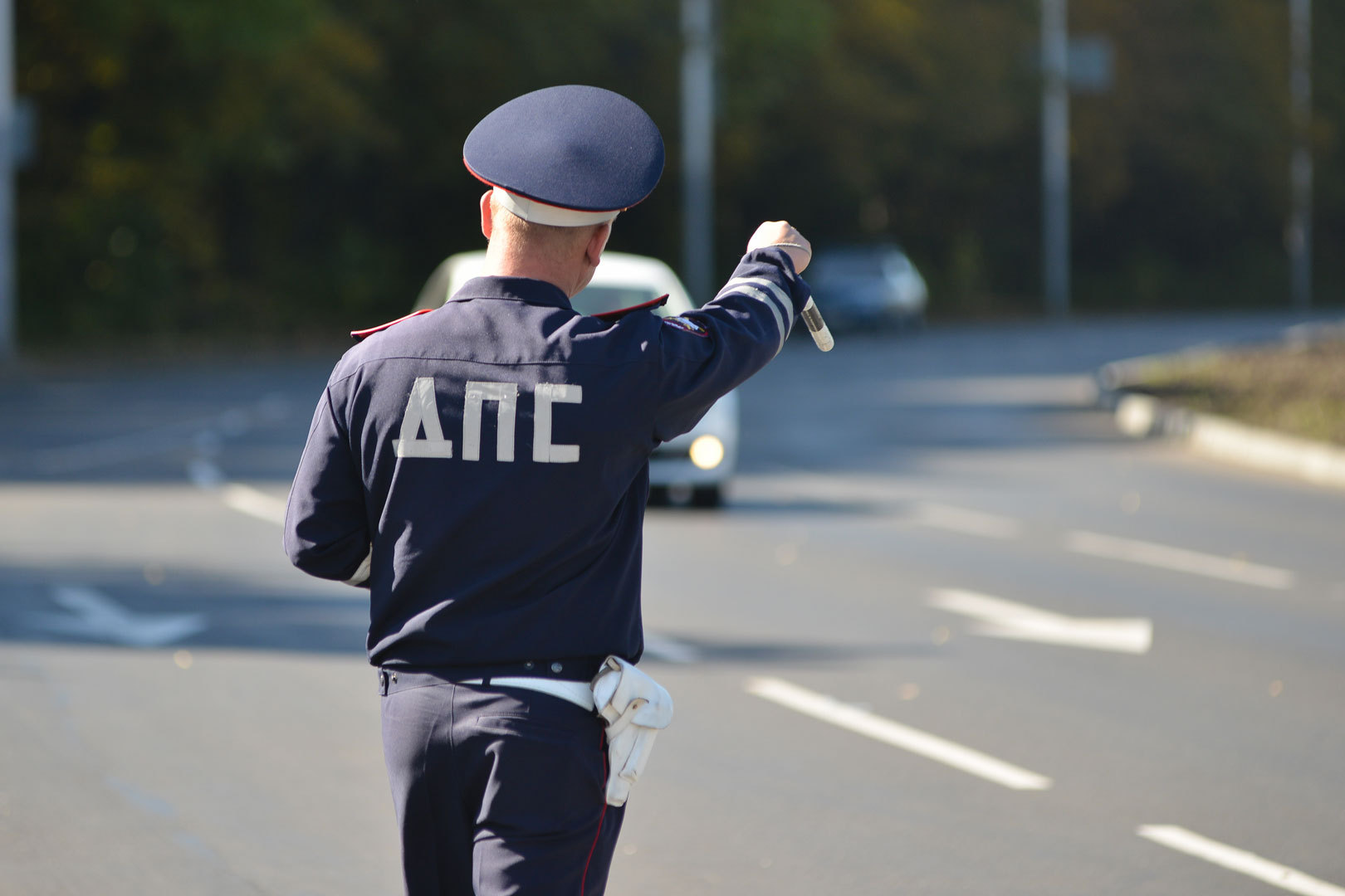 ВКочубеевском районе словили нетрезвого водителя на Лада Priora