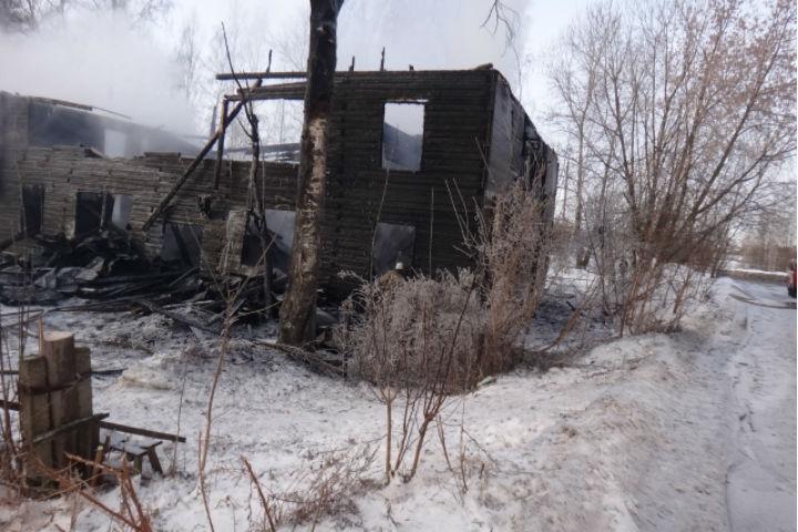 ВЯрославской области впожаре умер 58-летний мужчина