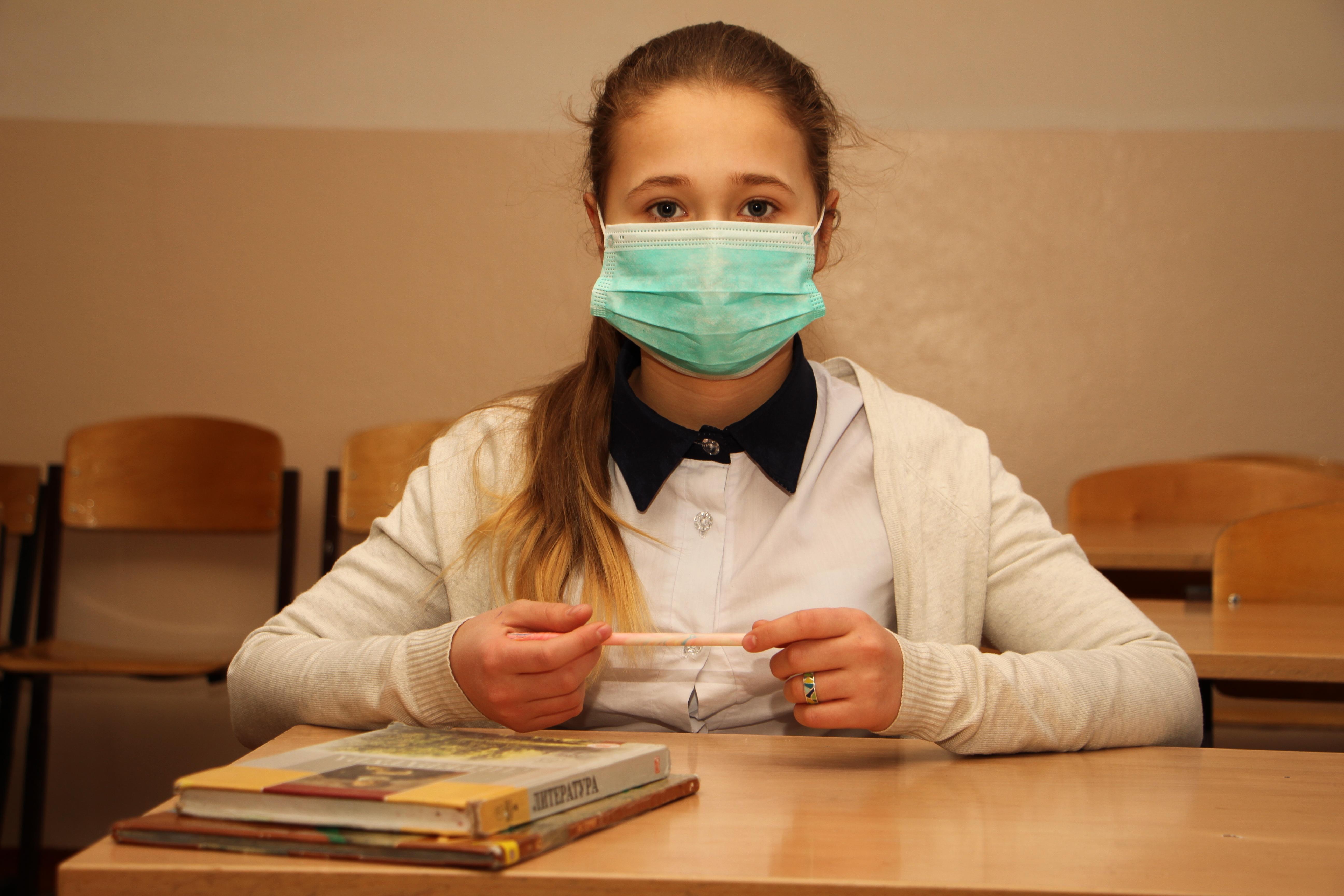 Заболеваемость ОРВИ вКурганской области уже нанеэпидемическом уровне