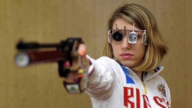 Иркутянин Артём Черноусов стал чемпионом Российской Федерации пострельбе изпневматического пистолета