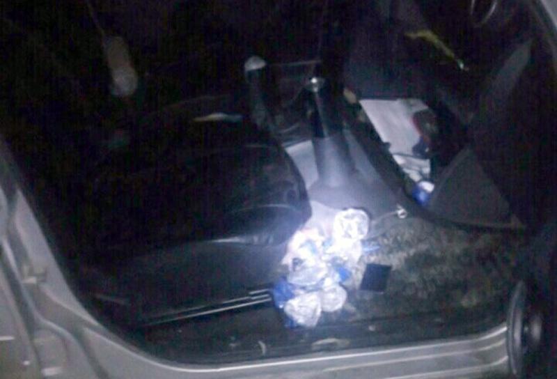ВЧелябинске уГрадского кладбища обнаружили тайник снаркотиками