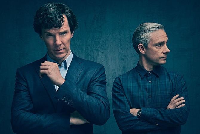 Создатели «Шерлока» намекнули назавершение сериала