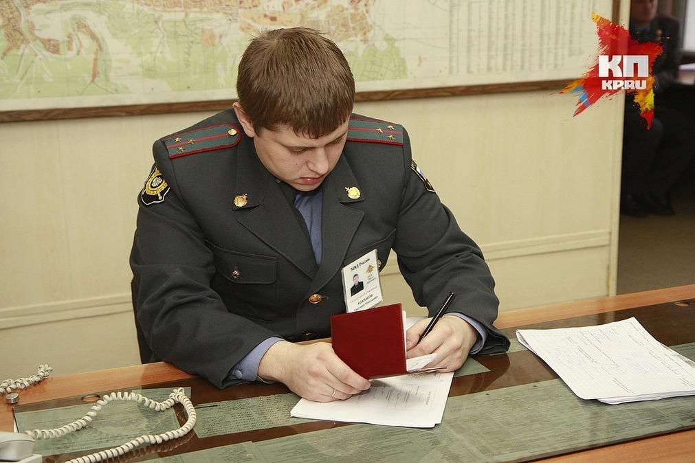 ВКрасноярске схвачен подозреваемый вкраже изцеркви