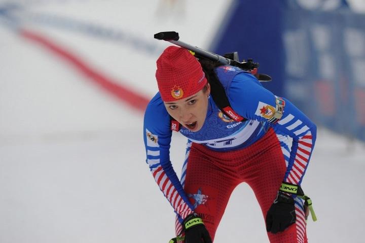 Русская команда биатлонистов получила бронзу наВсемирных военных играх