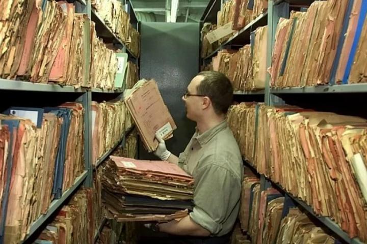 Изобластного архива похитили книги на1,2 млрд руб.