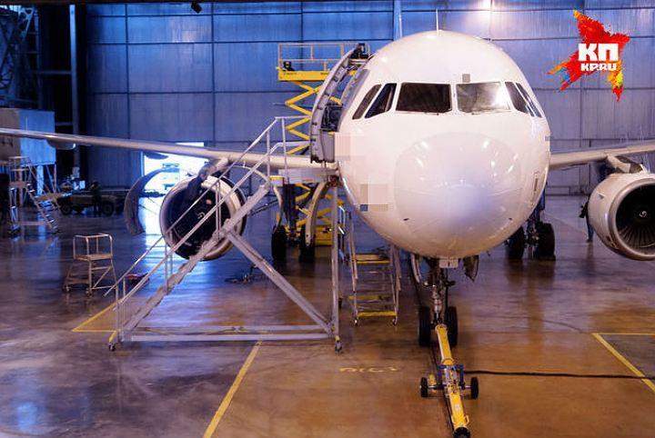 Рейс «Аэрофлота» изЕкатеринбурга в столицуРФ задержали из-за угрозы террористического акта