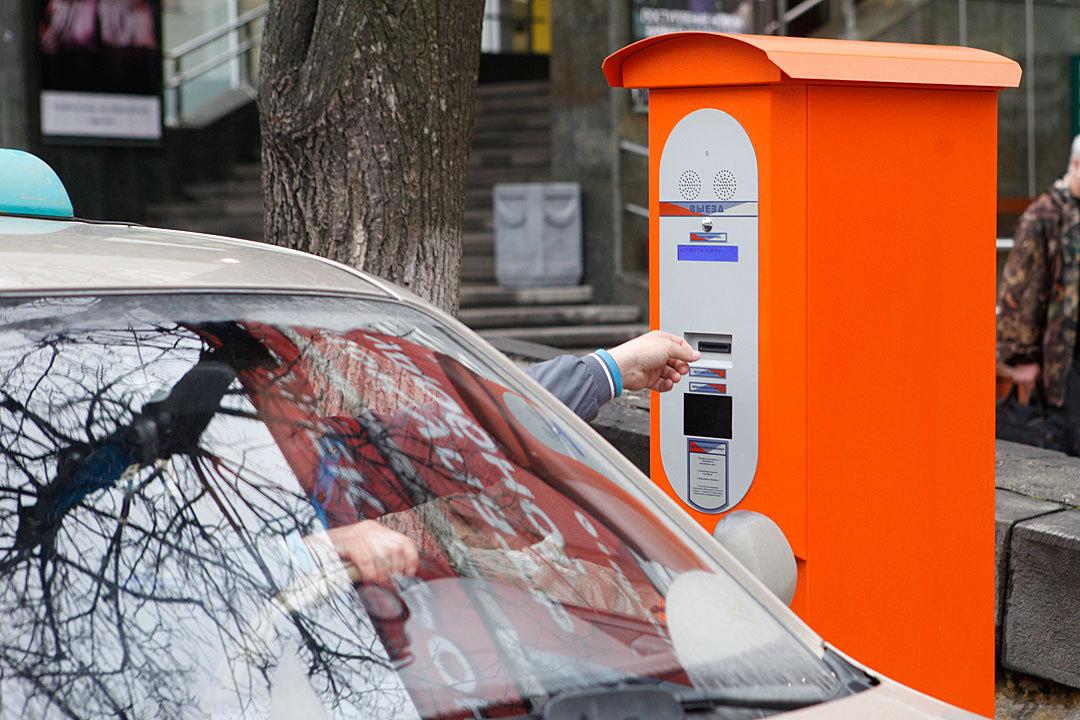 ВСтаврополе открылись неменее 500 парковочных мест