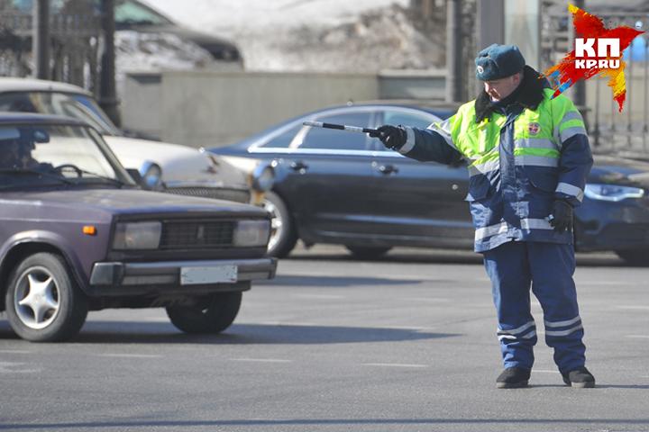 ВБрянске шофёр заодин день три раза прятался смест ДТП