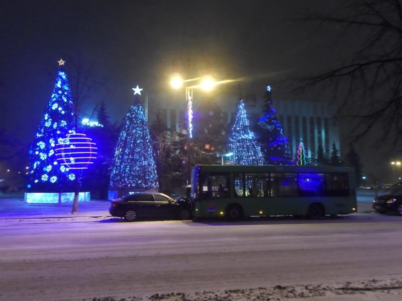 Тюменец пойдет под суд зановогоднее ДТП савтобусом
