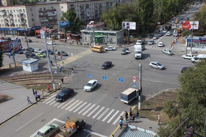 ВВолгограде начала действовать новая схема размещения нестационарных торговых объектов