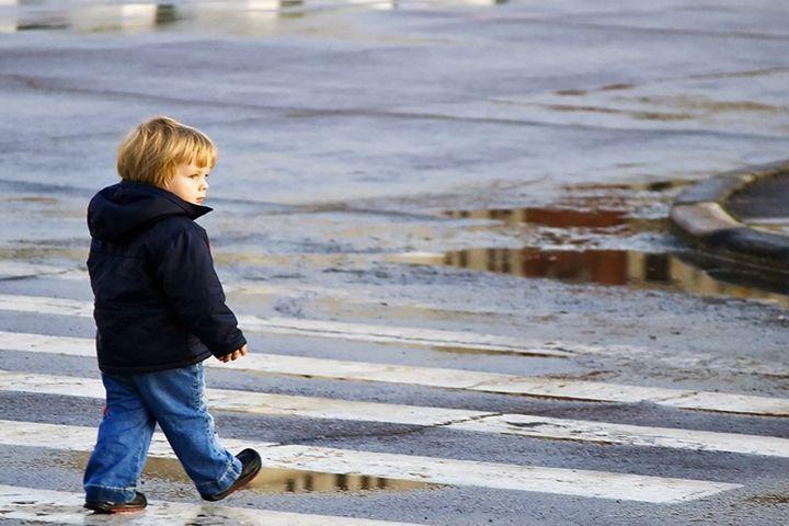 ВКазани шофёр «Киа» сбил 11-летнего ребенка