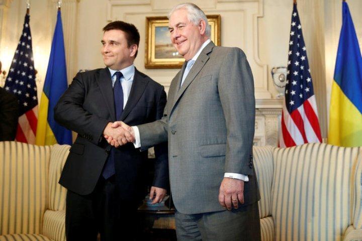 МИД Украины: санкции противРФ остаются всиле