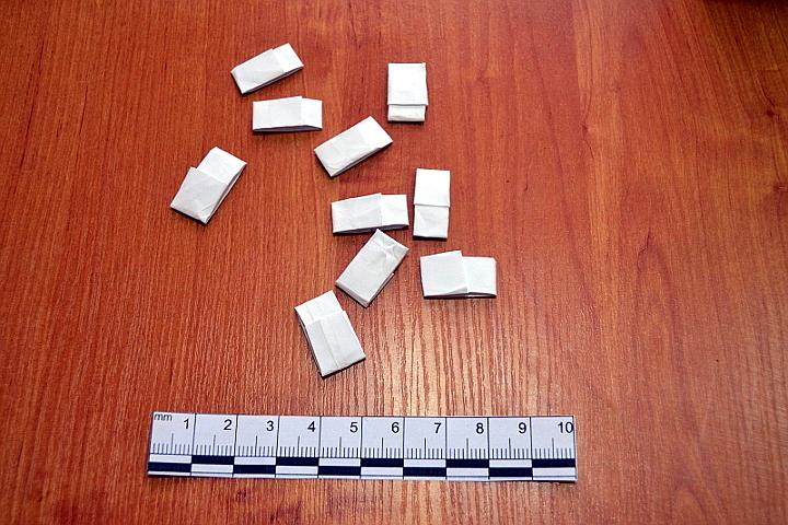 ВТвери схвачен подозреваемый вхранении наркотического средства вкрупном размере