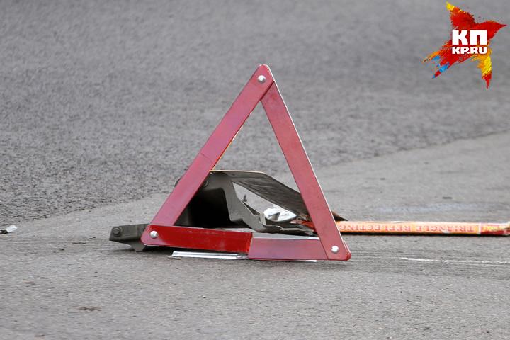 Набрянской трассе шофёр «Subaru» заснул зарулем ивыехал навстречку