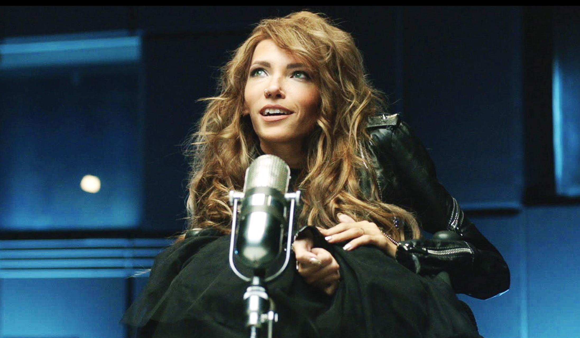 На «Евровидении» Российскую Федерацию представит Юлия Самойлова