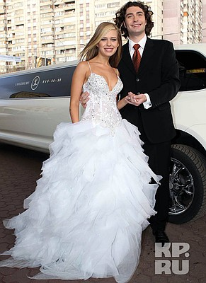 Max and miriya wedding