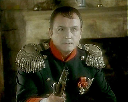 С 1987 года, после развала МХАТа, у Всеволода Шиловского начинается совсем другая жизнь. Актер вспоминает: «Я могу сказать, что мне повезло… Если бы в моей жизни не возник кинематограф, от которого я осознанно, профессионально отказывался всю жизнь, случилась бы беда». И так, Шиловский с головой уходит в кино, в некоторых фильмах выступая также в качестве режиссера. В первой же своей картине, к которой он, кстати, написал и сценарий, актер играет не кого-нибудь, а императора Наполеона. Это музыкальная комедия по мотивам одноименной комедии Бернарда Шоу. Музыку к фильму написал замечательный композитор Александр Журбин. В ролях: Армен Джигарханян, Ивар Калныньш, Елена Сафонова, Наталья Гундарева.