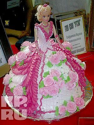 Как сделать торт девочке самой 364