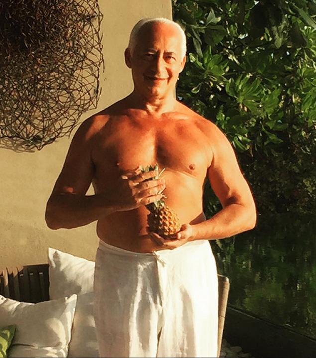 71-летний Спиваков похвастал атлетическим торсом Фото: Личная страничка героя публикации в соцсети