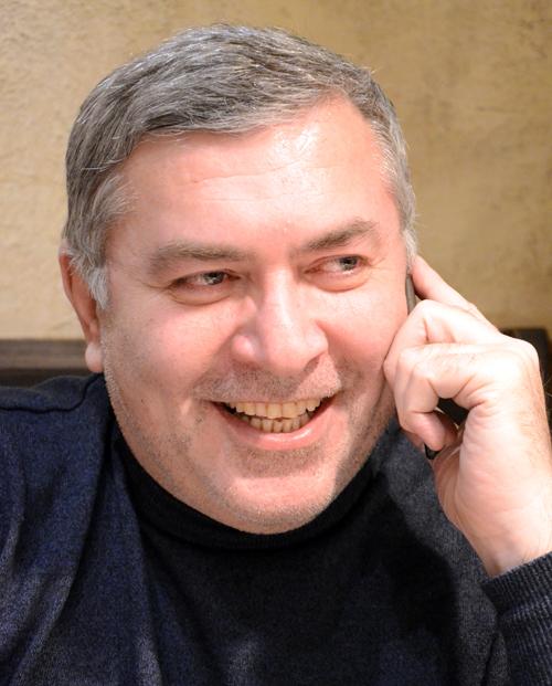 Адвокат Заура Дадаева Шамсудин Цакаев Фото: Александр БОЙКО