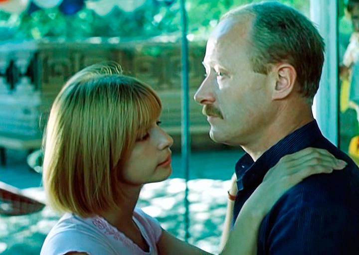Вера Глаголева сыграла в кино около 50 ролей, Кадр из фильма «Выйти замуж за капитана»