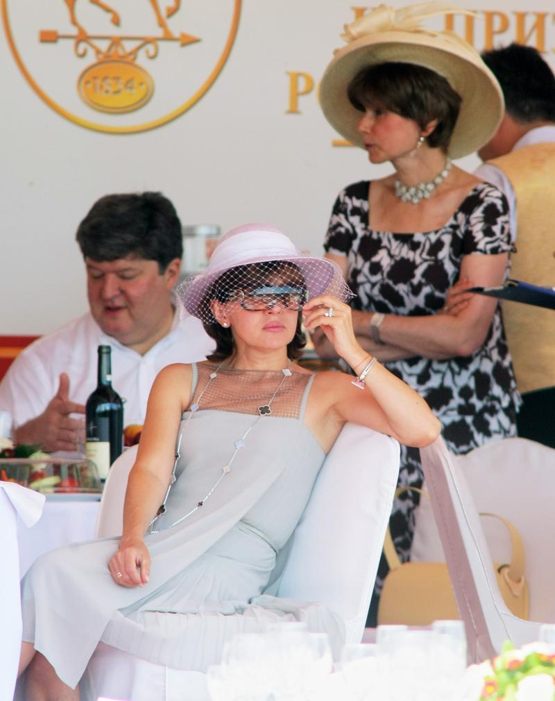 Свою вторую половинку - Марину Вексельберг (в девичестве Добрынину) - миллиардер прячет от широкой публики. Фото ИТАР-ТАСС/ Виталий Белоусов
