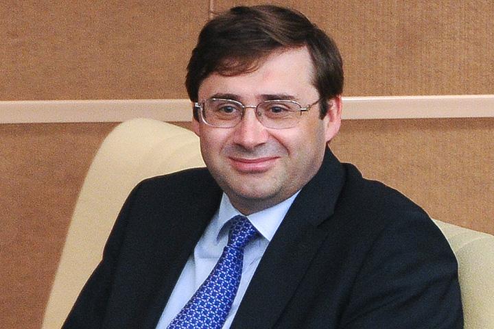Первый заместитель председателя Центробанка Сергей Швецов. Фото ИТАР-ТАСС/ Александра Мудрац