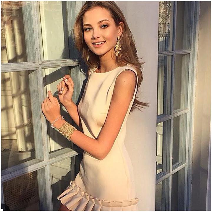 16-летняя дочь теннисиста Евгения Кафельникова и фотомодели Марии Тишковой уже сотрудничает с западным модельным агентством Elite London. Фото: Instagram.com