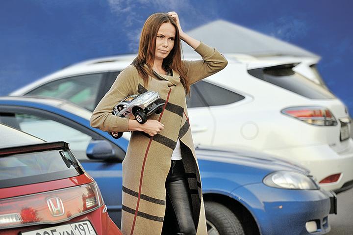 Жаль, что цены на бензин совсем не игрушечные! Фото: Евгения ГУСЕВА