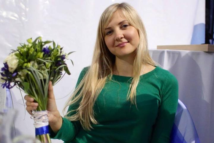 Дина Степанова при первом же случае тоже устроилась в полицию - вслед за сестрой Фото: из личного архива героя публикации