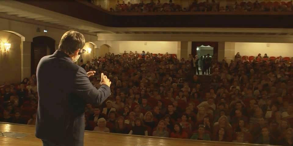 Встреча в Челябинске. Фото: со странички в facebook Александра Литвина