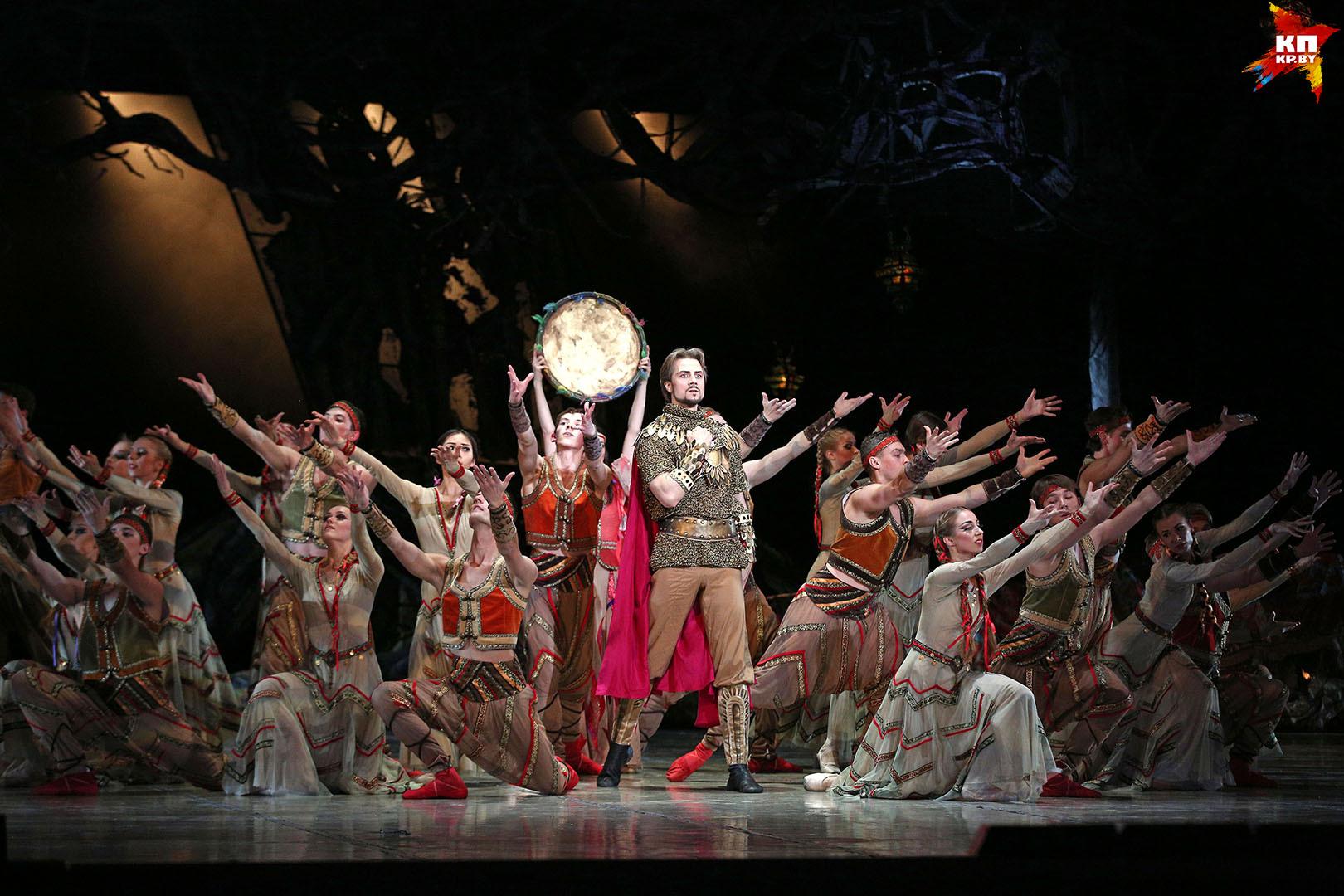 «Балетное лето в Большом» откроется балетом Полада Бюльбюль оглы
