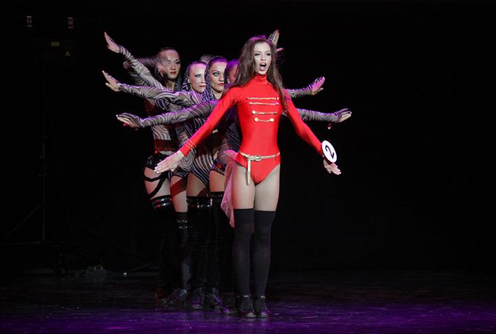 Конкурс «Ярославская красавица» Фото: Елена ВАХРУШЕВА