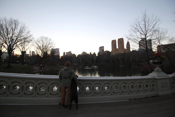 Центральный парк, Нью-Йорк Фото: www.facebook.com/robert.kugler1/
