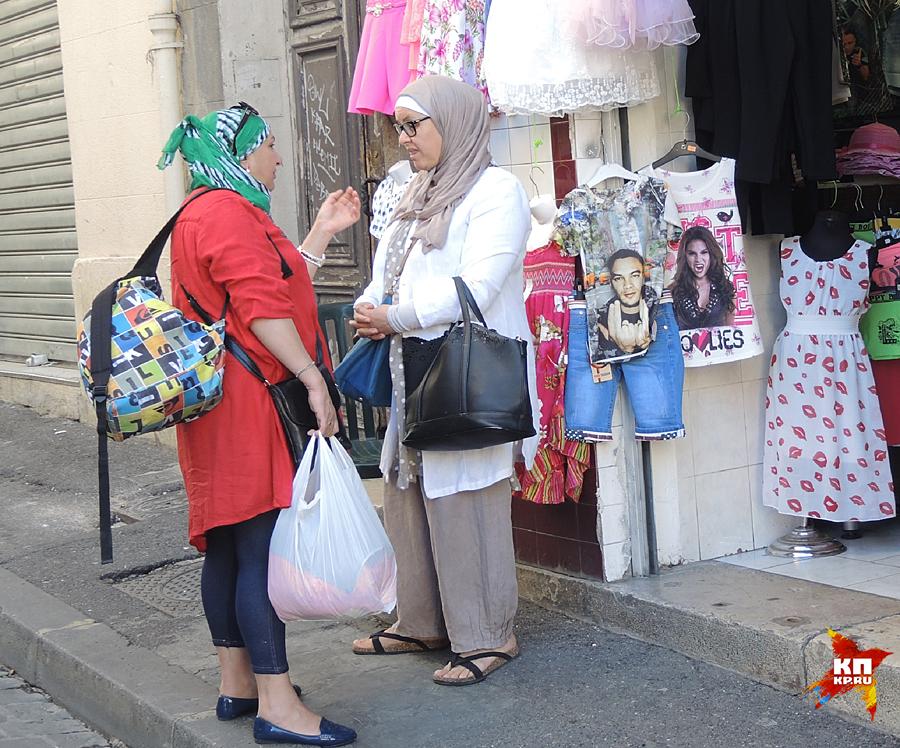 Теперь Франция, страна с богатой европейской культурой, должна принять традиции чужаков Фото: Дарья АСЛАМОВА
