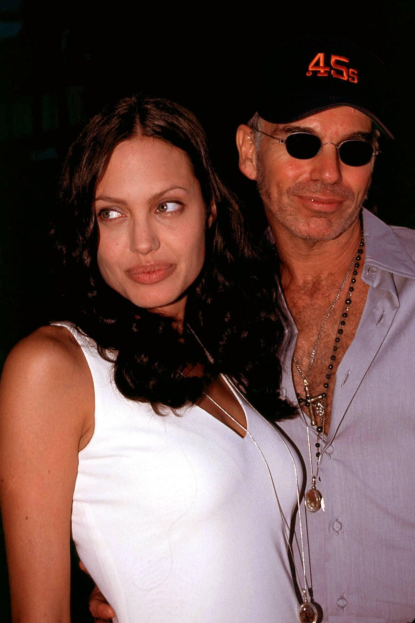 Торнтон был женат на Анджелине Джоли с 2000 по 2003 годы. Фото: GLOBAL LOOK PRESS