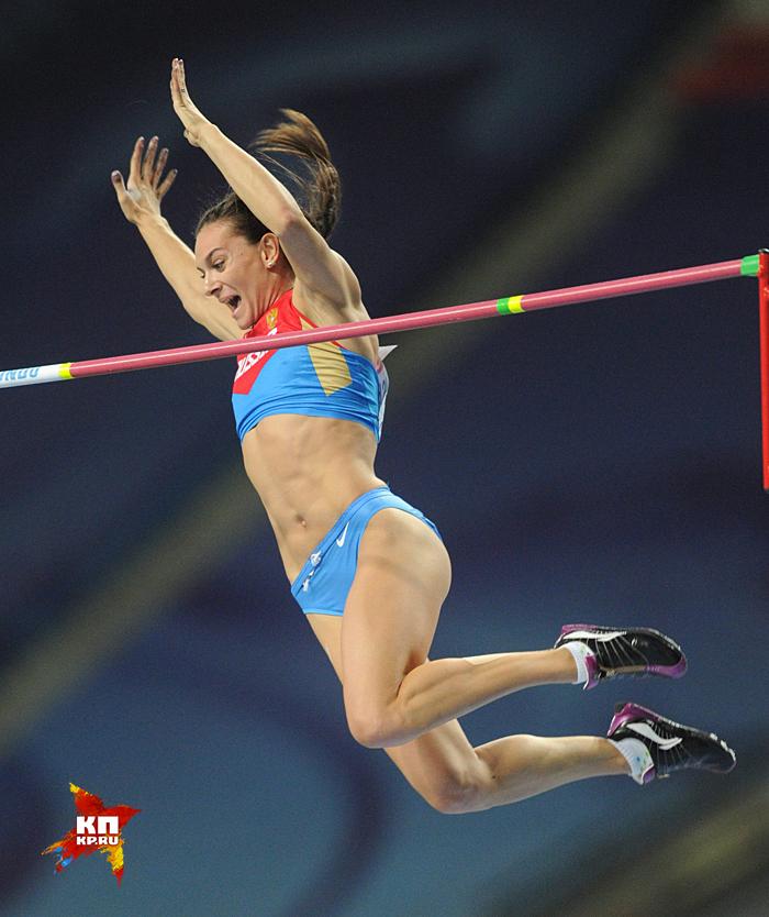 откровенные фото российских спортсменок