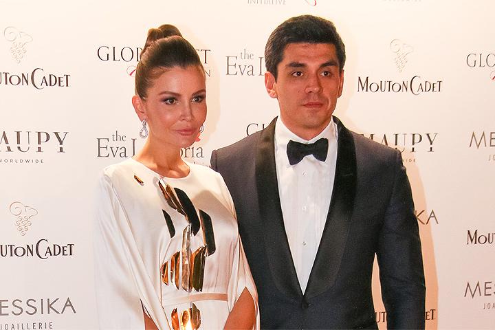Лола Каримова с супругом Тимуром Тилляевым. Фото: GLOBAL LOOK PRESS