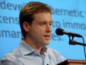 Инициатор Стратегического общественного движения «Россия 2045» и корпорации «Бессмертие» Дмитрий Ицков.