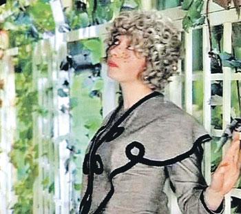 Одна из самых ярких ролей Татьяны Васильевой - Энни из фильма «Здравствуйте, я ваша тетя!».